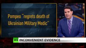 Was dead medic in Ukraine really a secret US mercenary? (Full show)