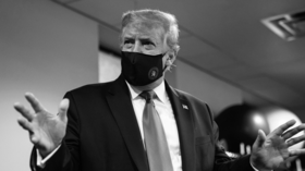 Trump endorses wearing a MASK against Covid-19 after weeks of criticism, is immediately blasted for being too late