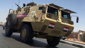 Egypt's parliament greenlights deployment of troops abroad to secure 'western front,' paving way for intervention in Libyan war