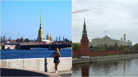 Move over, Moscow! Study finds St. Petersburg is a better place to live than the Russian capital