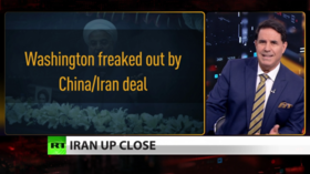 China & Iran reach historic deal, US freaks out (Full show)