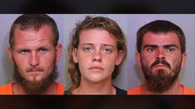 'Pure evil': Trio arrested over murder of fishing group in Florida