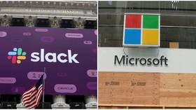 'Copycat product': Slack says Microsoft is breaking antitrust laws by bundling Teams software into Office suite
