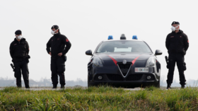'Nothing lawful in those barracks': 7 Italian police officers arrested over drug trafficking & torture
