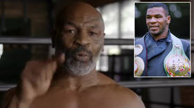 'We're polishing old stars': Boxer Mike Tyson calls on sporting greats to follow his lead by joining 'Legends Only League' (VIDEO)