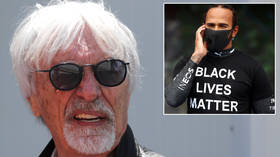 Bernie Ecclestone says he pulled F1 from South Africa over RACIST MURDER as he hits back at Lewis Hamilton