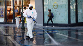 Belgium tightens containment measures after virus infections spike