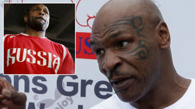 He's BACK! Mike Tyson RETURNS to face fellow legend Roy Jones Jr in 8-round exhibition bout at 'Frontline Battle' in September