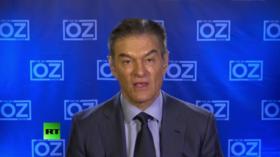 Dr. Oz: US didn't take Covid-19 seriously enough