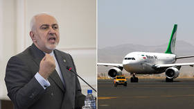'These outlaws must be stopped': Iranian FM tears into US, says Mahan Air jet incident could lead to disaster