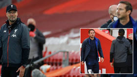 'He HAS to learn': Liverpool boss Klopp accuses Chelsea's Lampard of continuing touchline feud after Premier League clash (VIDEO)