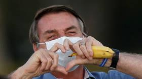 Fourth time's a charm? Brazil's Bolsonaro tests NEGATIVE for coronavirus