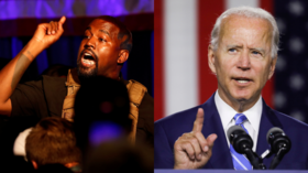 2020 vision: Kanye West says he can beat Joe Biden 'off of write ins'
