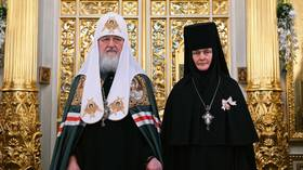 Patriarch Kirill gives senior nun his 'blessing' to sell off her luxury $135,000 Mercedes-Benz