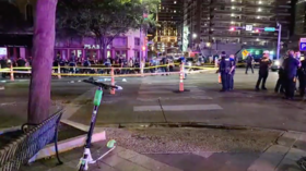 One person killed in shooting during protest in Austin, Texas (VIDEO)