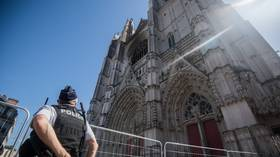 Rwandan refugee working as diocese volunteer confesses to setting Nantes cathedral alight – lawyer