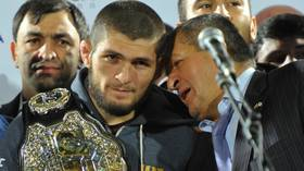 'It's my duty to see it through': Khabib meets Dagestani leaders to discuss late father Abdulmanap's sporting legacy