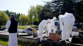 Spain's Covid-19 death toll could be 60% higher than reported, El Pais claims