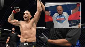 UFC icon Fabricio Werdum proposes rematch with 'best of all time' Fedor Emelianenko following Fight Island win (VIDEO)