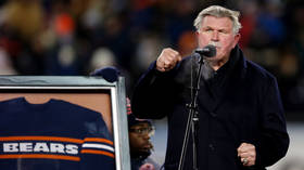 'Iron Mike' Ditka blasts NFL kneeling protests, says those who disrespect national anthem should 'get the hell out of the country'