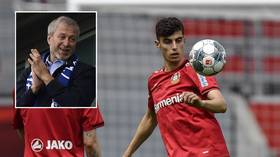 'Kai is waiting': Chelsea move step closer to Havertz deal as 'official talks underway' over German prodigy