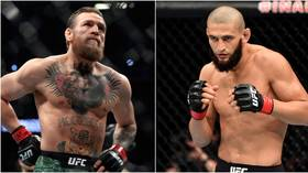 UFC sensation Chimaev warns 'chicken' Conor McGregor to 'keep quiet' after Irishman labels Chechen-born fighter 'rat lip'