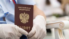 Number of foreigners granted Russian citizenship DOUBLES in first half of year after naturalization laws relaxed
