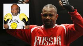 'He's a monster': Roy Jones Jr admits safety fears over comeback showdown with heavyweight icon Mike Tyson