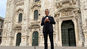 Blind opera star Andrea Bocelli slams Italian government over 'humiliating & offensive' lockdown, as he admits violating it