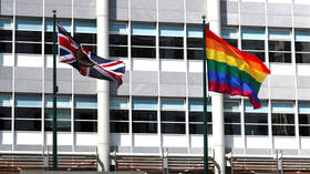 Russia sends official letters of protest after embassies of US, UK & Canada fly LGBT pride flags in Moscow