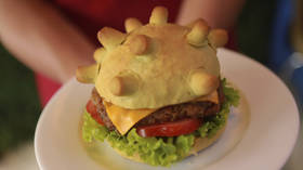 Anyone for a 'CoronaBurger?' Crimean fast-food PR ploy falls flat as Covid fails to whet the appetite