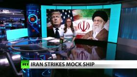 FULL SHOW: Iran strikes 'US ship' amid tensions