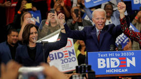 Spoiler alert? Politico QUOTES Biden declaring Kamala Harris as his VP pick on August 1, kicking off rumor frenzy online