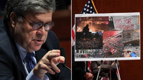 Dems, media allies cry foul after GOP leader 'hijacks' Barr hearing with video showing violent side of protests
