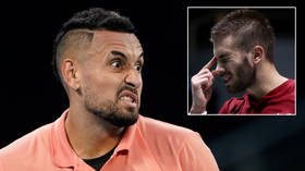 'You AREN'T special': Kyrgios accuses tennis star who caught coronavirus at Djokovic's tournament of having 'ROCKS in his head'