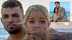 'I'm done being silent': Ex-wife of father-to-be Mike Perry says she's 'ready to talk' after reporting alleged threats by UFC star