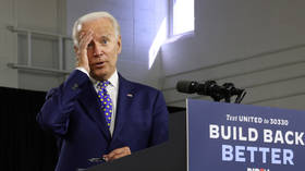 'Biden no longer worthy of the black vote': Trump pounces on 'Sleepy Joe' for controversial diversity statement