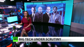 FULL SHOW: Tech giants testify on industry domination