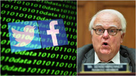 Ok, boomer: Congressman demands Facebook's Zuckerberg explain why Donald Trump Jr's TWITTER ACCOUNT was suspended