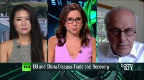 Big tech testifies & EU, China eye trade