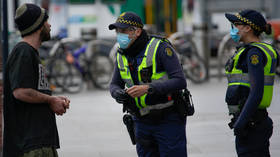 Authorities in Australian state of Victoria make masks compulsory for all