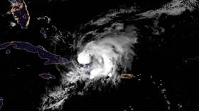 Tropical storm Isaias moving toward Florida becomes a category-1 hurricane