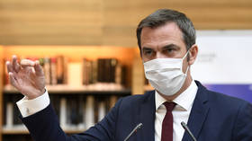 French regions 'can now make face masks mandatory' in outdoor public spaces, Health Minister Veran says