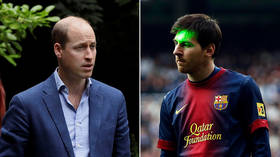 Prince William's laddish laser gag shows he's as out of touch as the rest of Britain's royal family