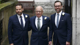James Murdoch resigns from News Corp. board over 'disagreements' on editorial content
