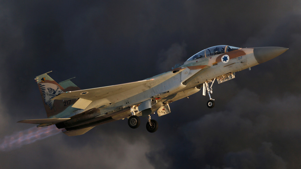Israel strikes Syrian military targets near Damascus, IDF calls it 'response' to failed border attack