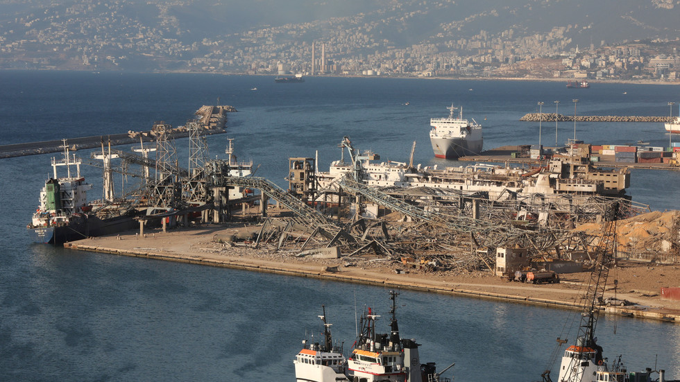 The cargo that blew up Beirut: Sailor REVEALS troubled history of doomed ship that brought TONS of explosive fertilizer to Lebanon
