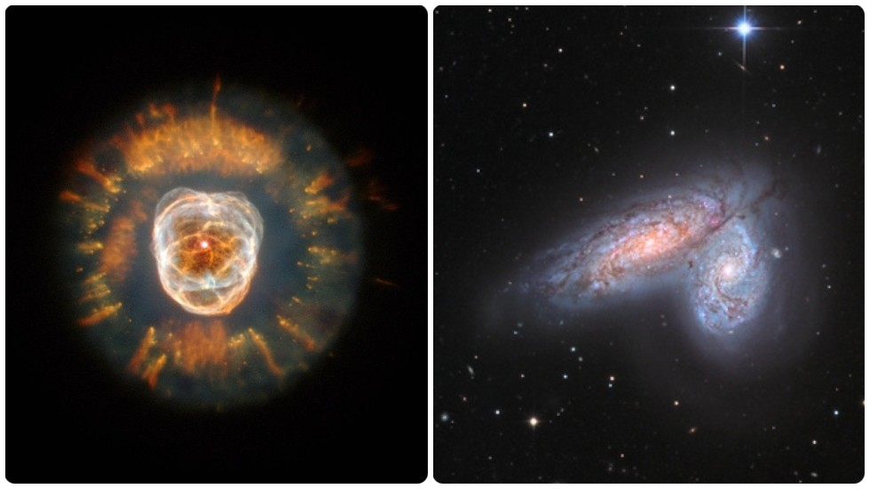 Woke NASA to crack down on 'racist' space names such as 'Eskimo Nebula' & 'Siamese Twins Galaxy'
