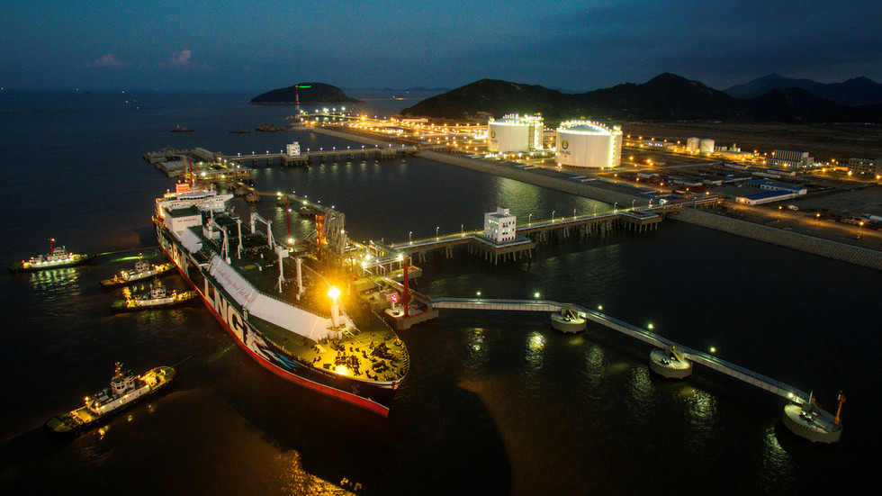 South Korea to start LNG supplies to energy-hungry Pakistan