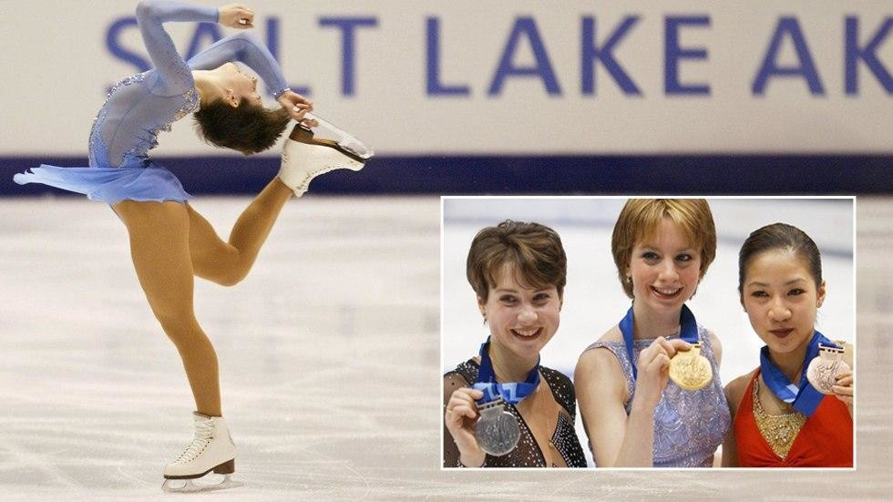 'I knew I wouldn't be allowed to win in Salt Lake City': Russian skating icon Irina Slutskaya on lost victory at 2002 Games